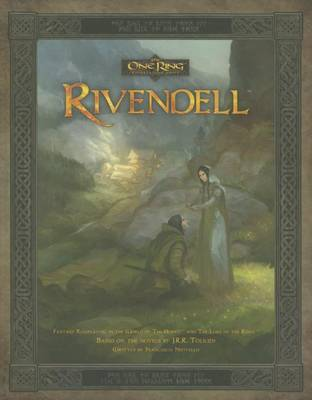 The One Ring RPG: Rivendell - Setting Supplement