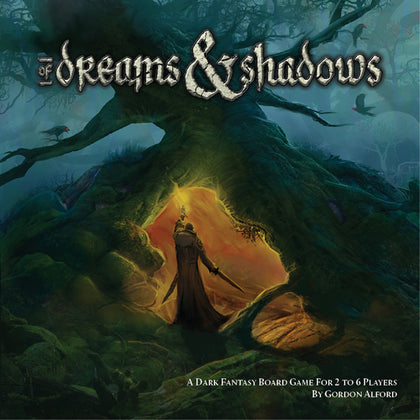 Of Dreams & Shadows: 2nd Edition - Board Game