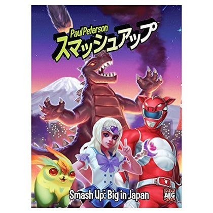 Smash Up: Big in Japan - Expansion Set