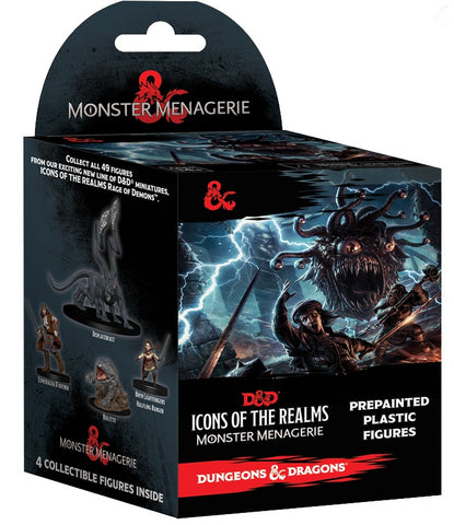 Dungeons & Dragons: Icons of the Realms Monster Menagerie Booster Pack
