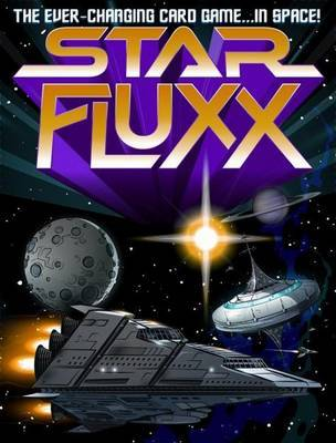Star Fluxx - Card Game