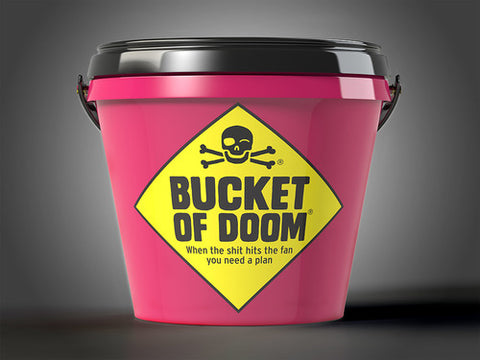 Bucket of Doom - Party Game