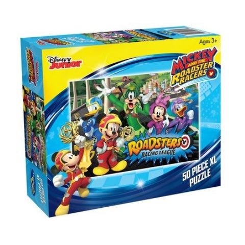 Holdson: Mickey & Roadster Racers 50 XLpc puzzle