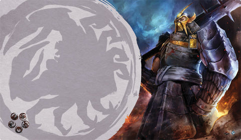 Legend of the Five Rings LCG: Defender of The Wall - Playmat