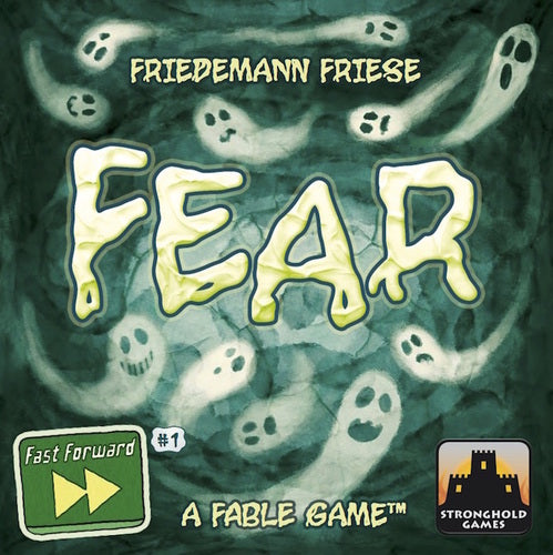 Fast Forward: Fear (Series #1) - Card Game