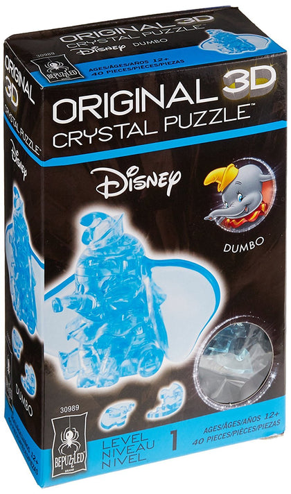 Crystal Puzzle: Disney Dumbo