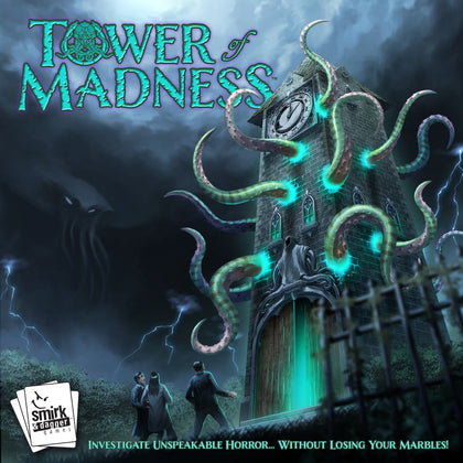 Tower of Madness - Board Game
