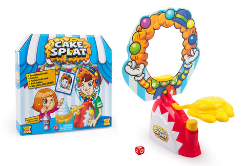 Cake Splat - Party Game