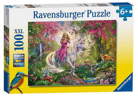 Ravensburger : Magic Ride Puzzle 100pc