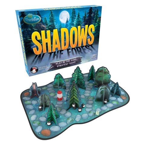 ThinkFun : Shadows in the Forest Game