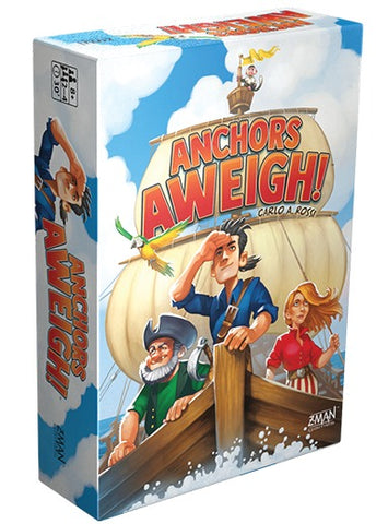 Anchors Aweigh! - Board Game