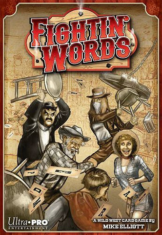 Fightin' Words - Card Game