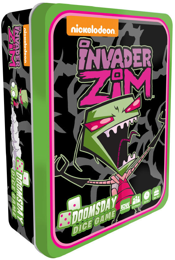 Invader Zim: Doomsday Dice - Dice Game