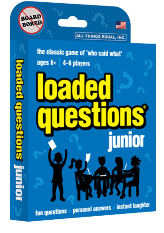 All Things Equal: Loaded Questions - Junior Edition