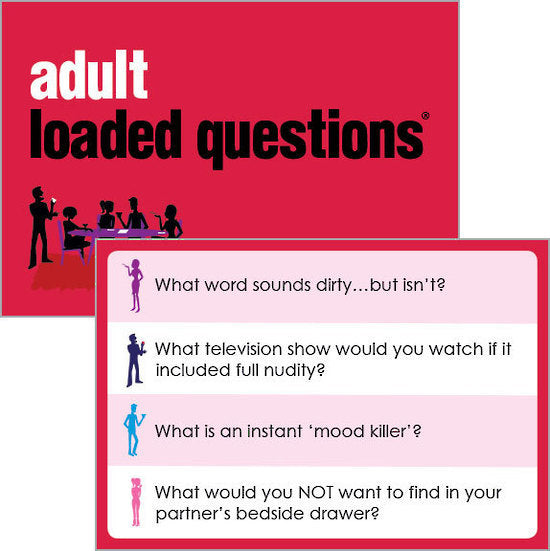All Things Equal: Loaded Questions - Adult Edition