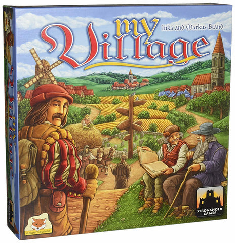 My Village - Board Game