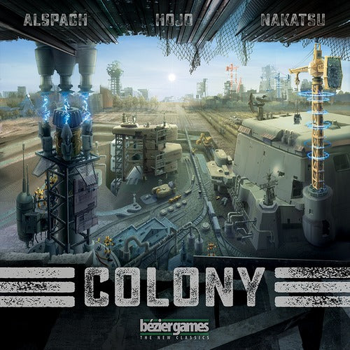 Colony - The Board Game