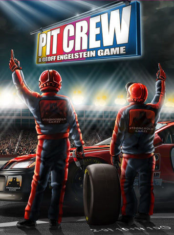 Pit Crew - The Fast Racing Game