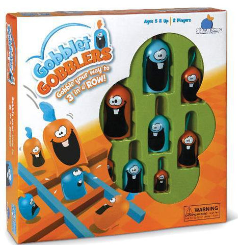 Blue Orange Games: Gobblet Gobblers Game