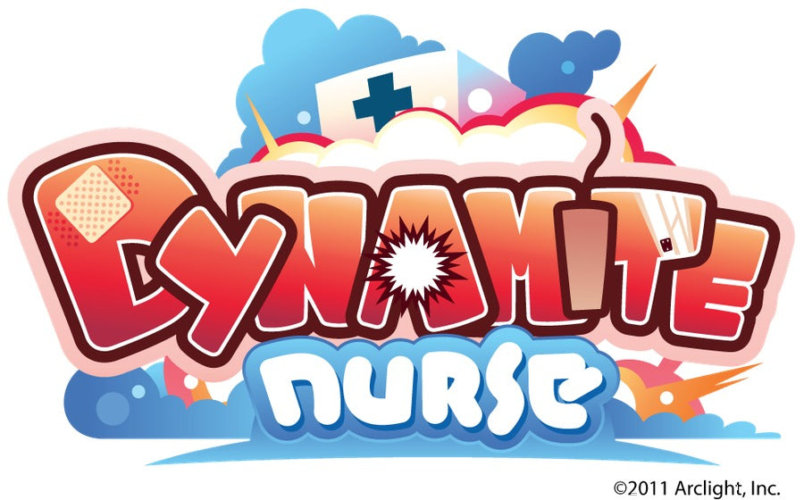Dynamite Nurse - Card Game