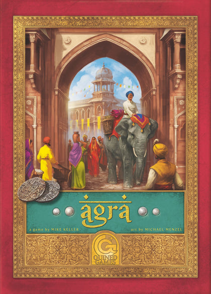 Agra - Board Game