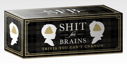 Shit for Brains - Trivia Game