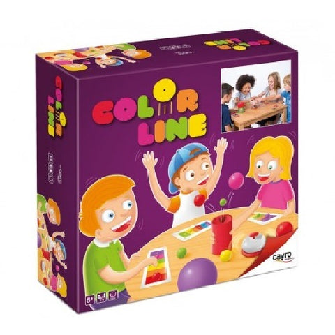 Cayro Games: Colour Line - Children's Game