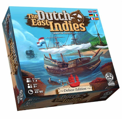 The Dutch East Indies - Deluxe Edition