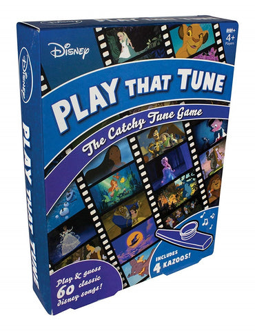 Disney: Play That Tune - Party Game