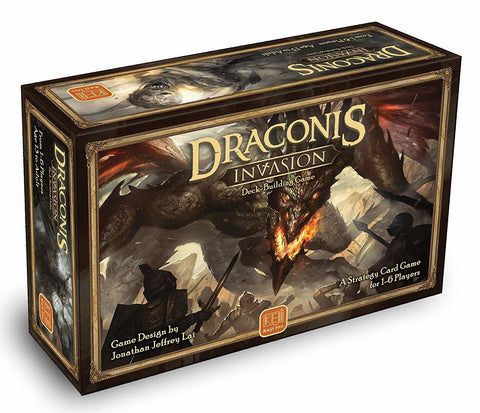 Draconis Invasion - The Deck Building Game