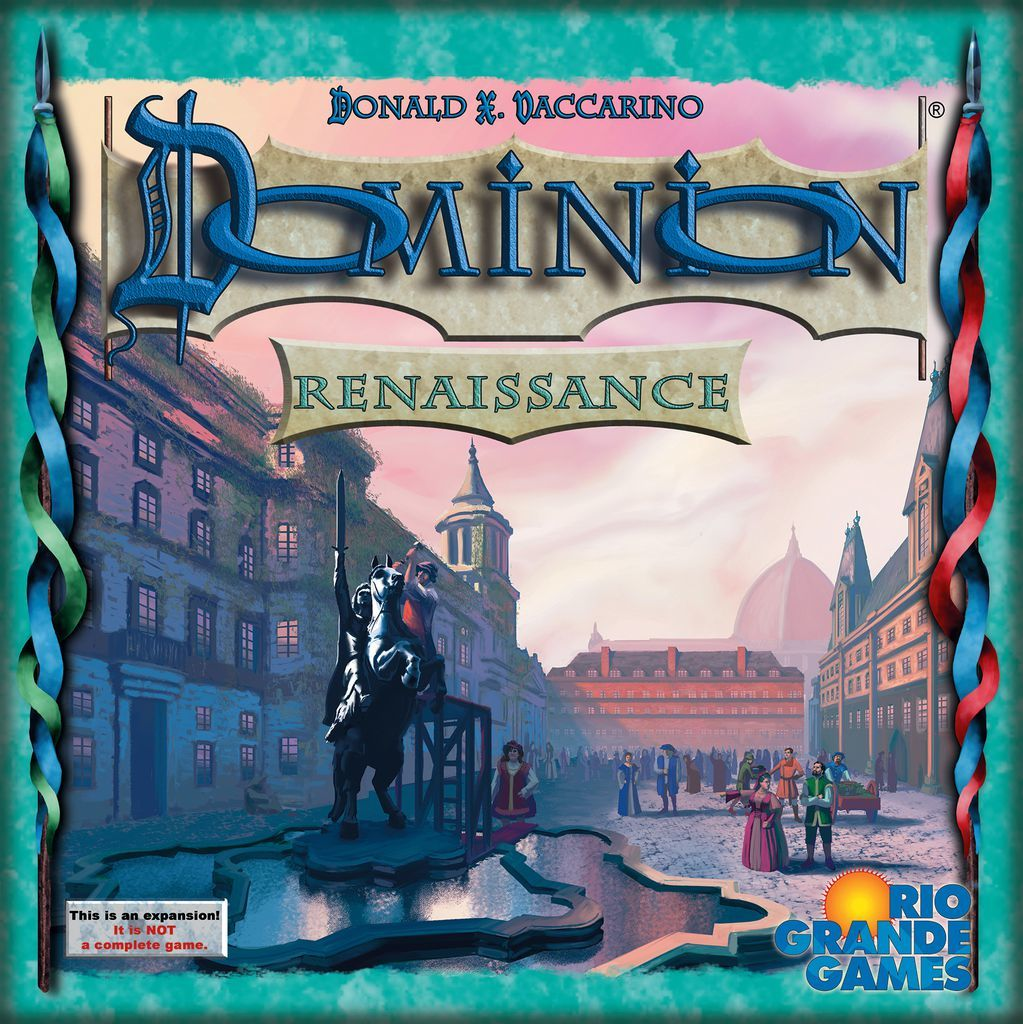 Dominion: Renaissance - Game Expansion