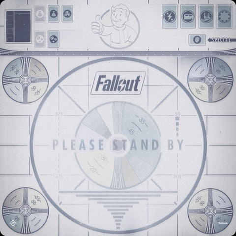 Fallout: Game Mat - Please Stand By