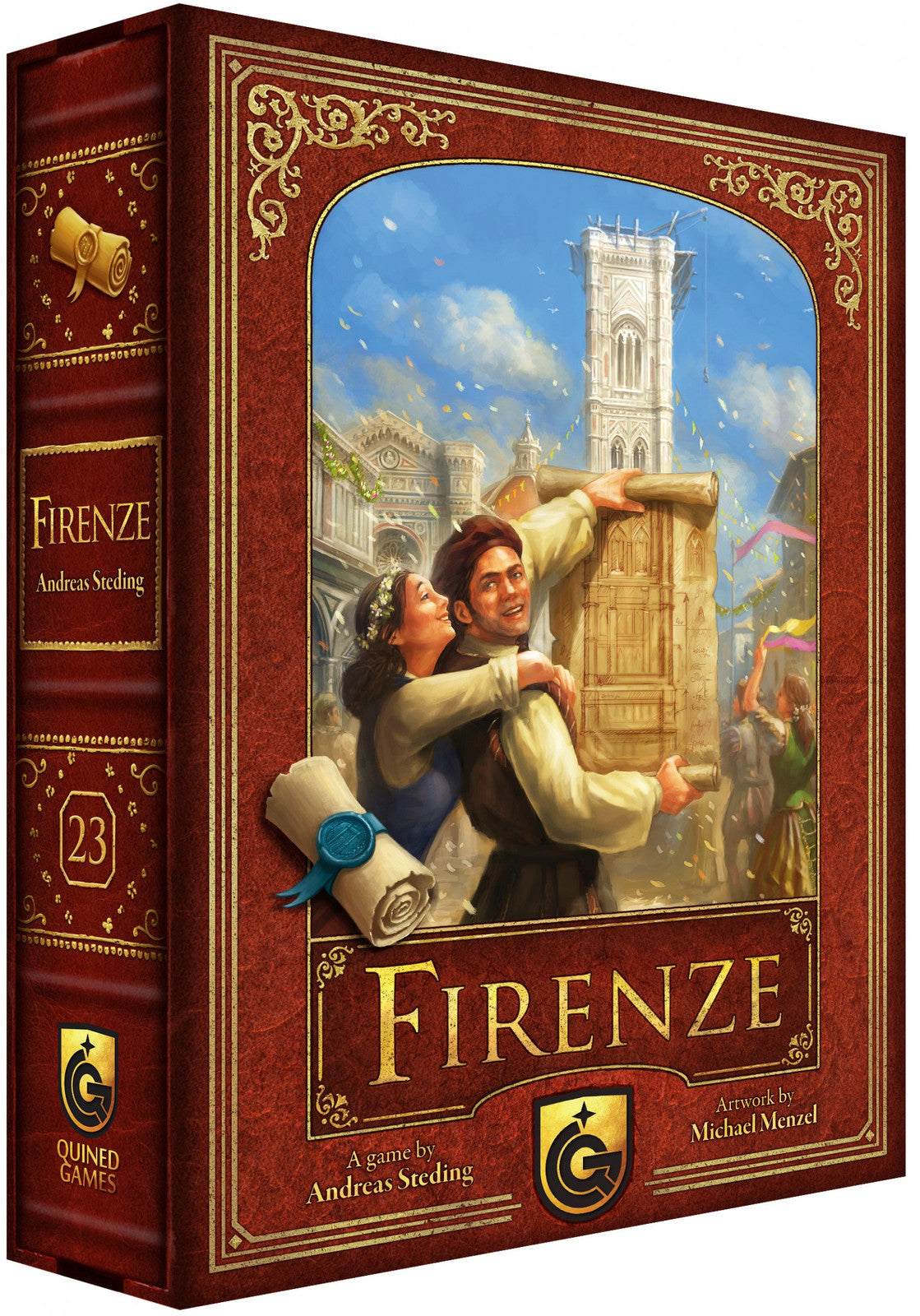 Firenze - Board Game
