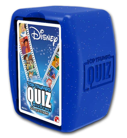 Top Trumps: Disney Classics - Quiz Deck