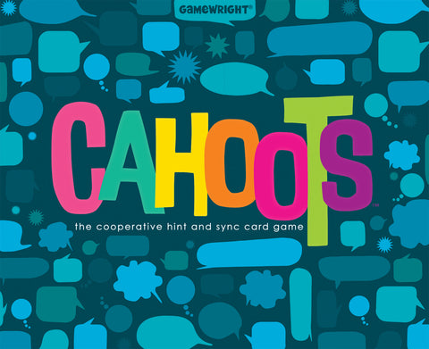 Cahoots - Co-Operative Hint & Sync Game