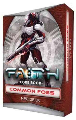 Faith: Core Book Common Foes Deck