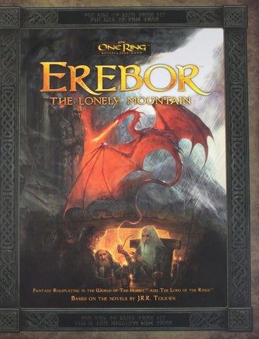The One Ring RPG: Erebor - The Lonely Mountain!