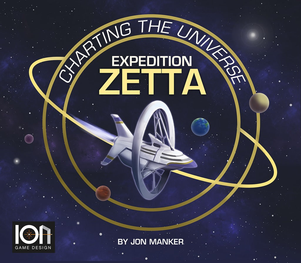 Expedition Zetta - Board Game
