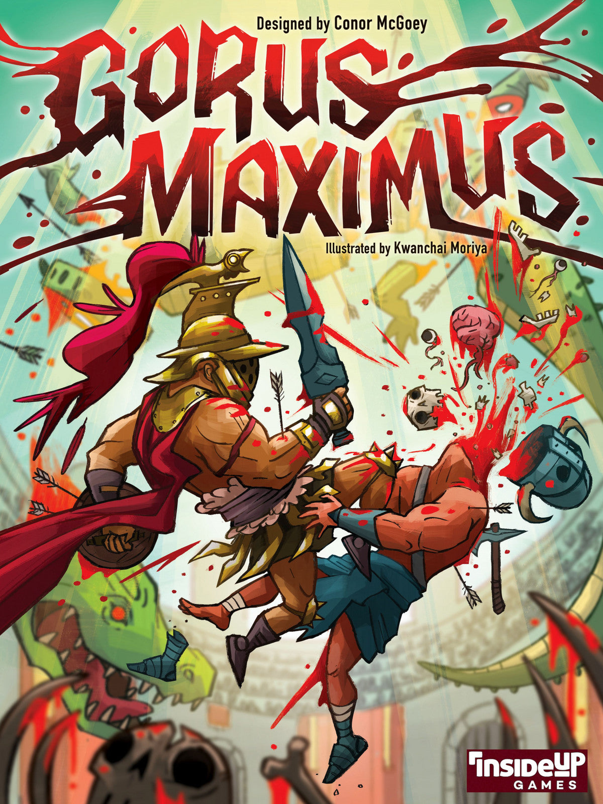 Gorus Maximus - Card Game