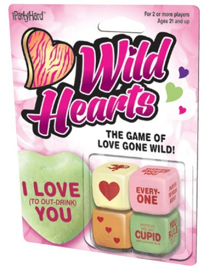 iPartyHard: Wild Hearts - Dice Game