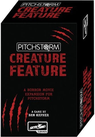 Pitchstorm: Creature Feature - Expansion