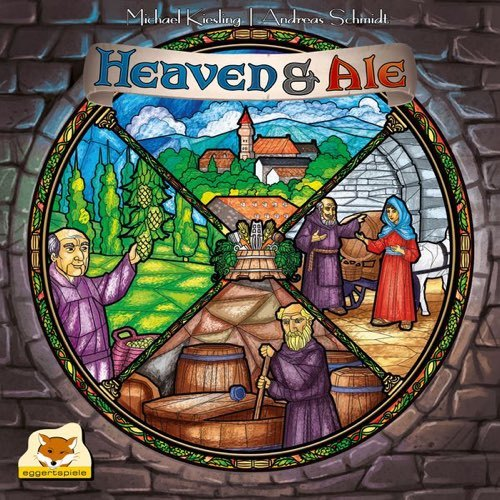 Heaven & Ale - Board Game