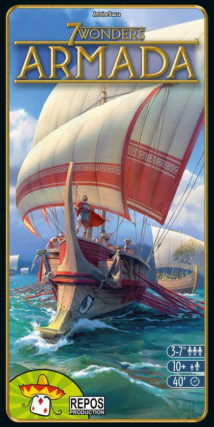 7 Wonders: Armada - Game Expansion