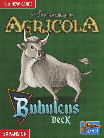 Agricola: Bubulcus Deck - Game Expansion