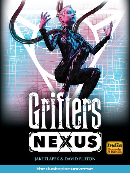 Grifters: Nexus - Board Game
