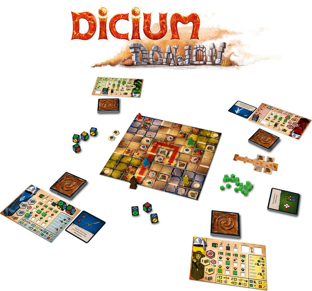 Dicium - Board Game Collection