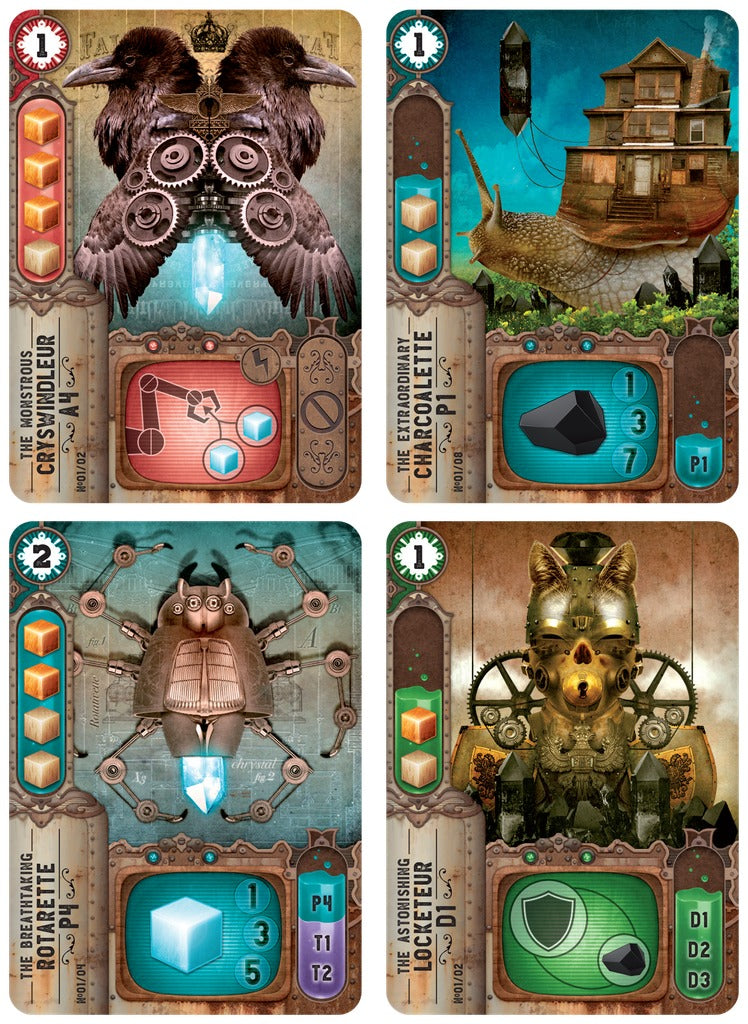 Imaginarium - Board Game