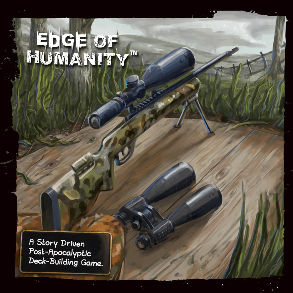 Edge of Humanity - Board Game