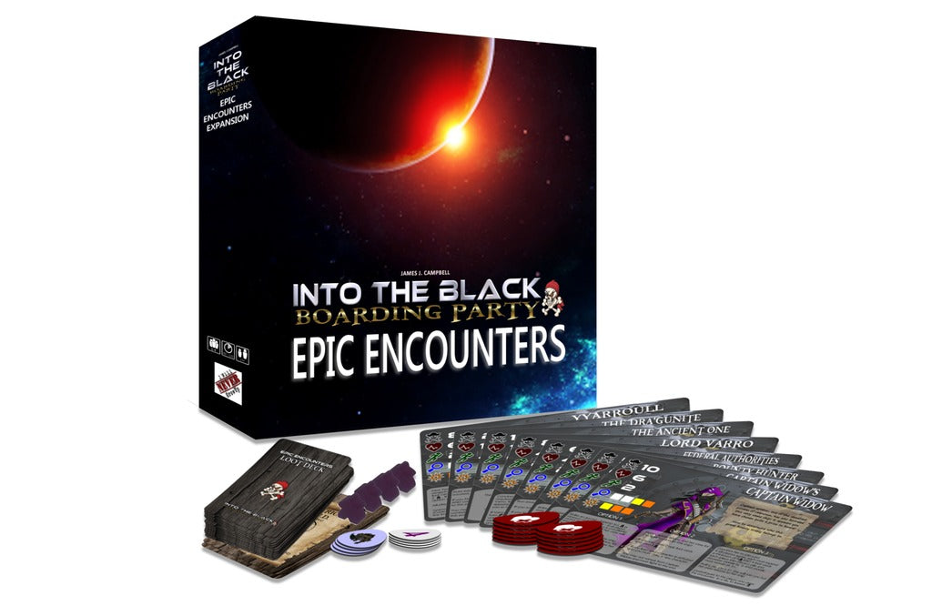 Into the Black: Epic Encounters - Game Expansion