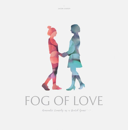 Fog of Love: Alternate Cover - Female Edition
